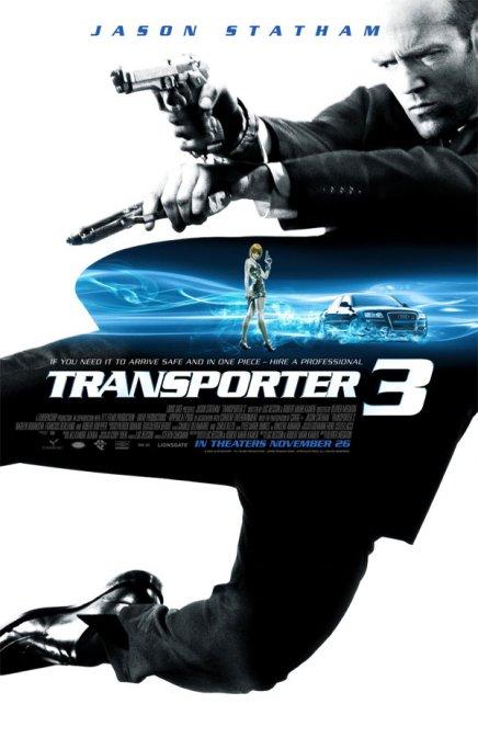 Le Transporteur 3 : galerie photos