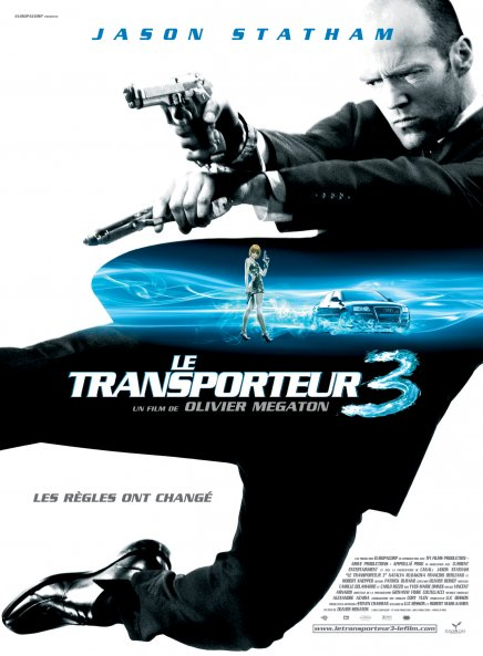 The Transporter- The series