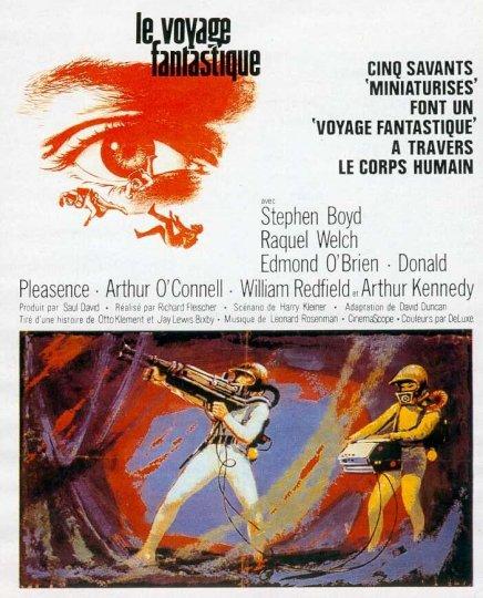 Paul Grenngrass réaliserait Le Voyage Fantastique, produit par James Cameron
