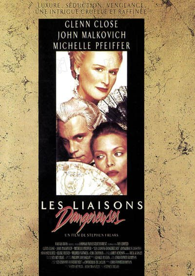 Michelle Pfeiffer « chéri » de Stephen Frears