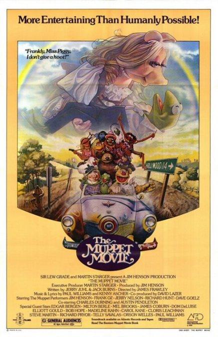 Pixar consulté pour le nouveau film des Muppets