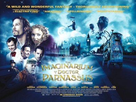 L'ouragan Parnassus prend de cours le box-office italien