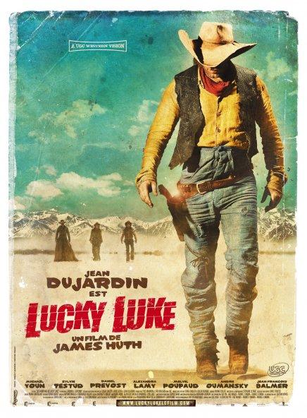 Test du Blu-Ray Test du Blu-Ray Lucky Luke