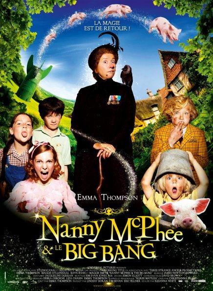 Critique du film Critique du film Nanny McPhee et le Big Bang