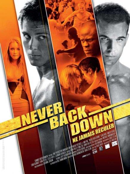 Never Back Down en DVD : (presque) une date