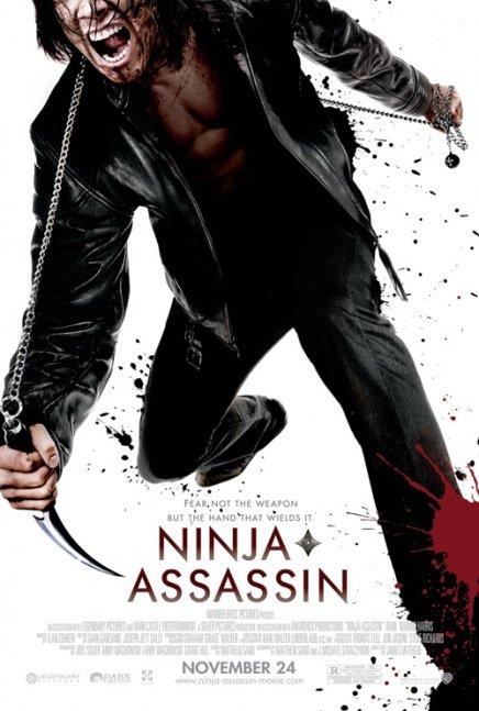 Ninja Assassin : bande-annonce et affiche