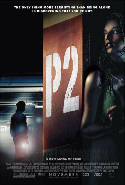 P2 produit par Alexandre Aja : la bande annonce