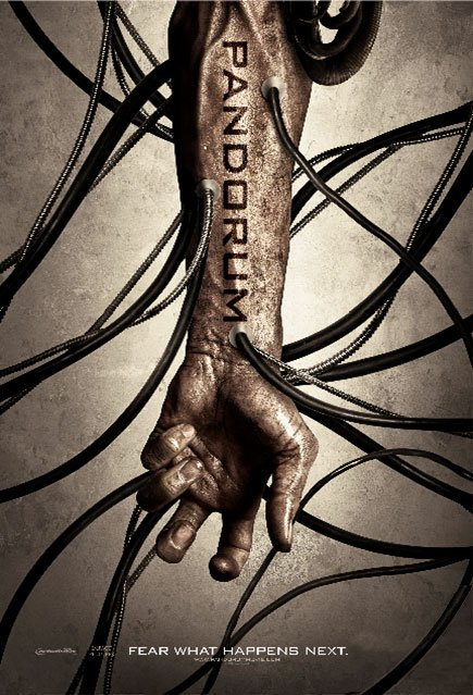 Pandorum : une affiche très hyper tension