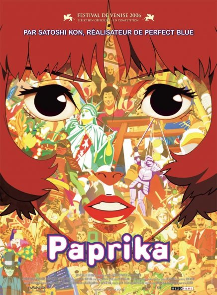Le réalisateur Wolfgang Petersen remake Paprika de Satoshi Kon