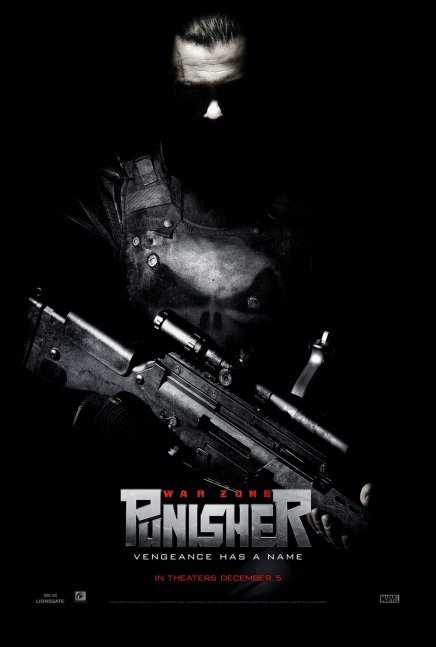 The Punisher 2 : nouvelle affiche