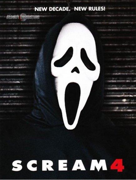Une date de sortie pour Scream 4