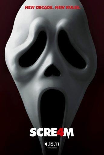 Cinq comédiens rejoignent l'équipe de Scream 4