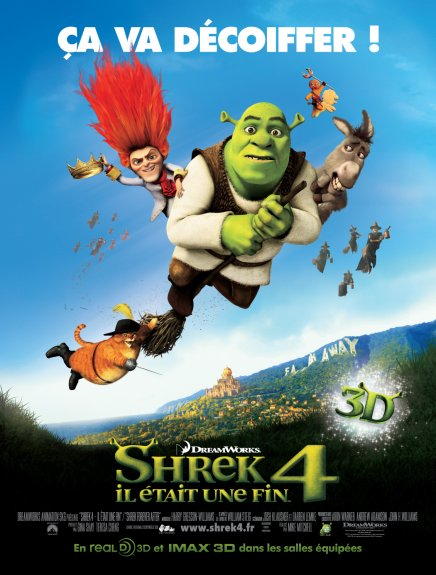 Critique Shrek 4
