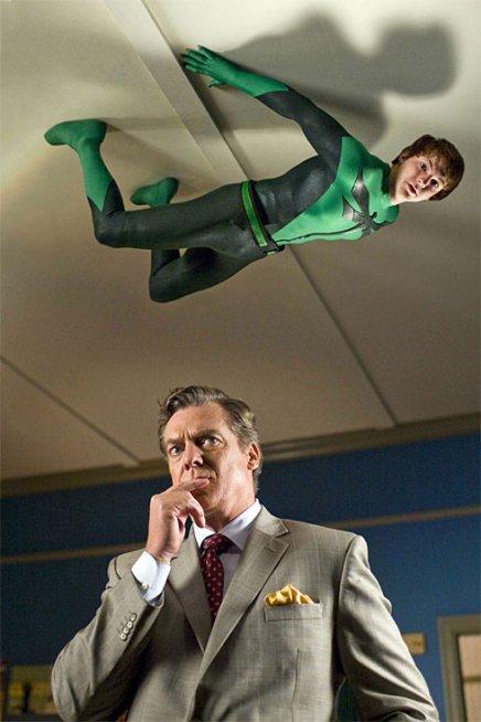 Critique Critique Super-Heros Movie