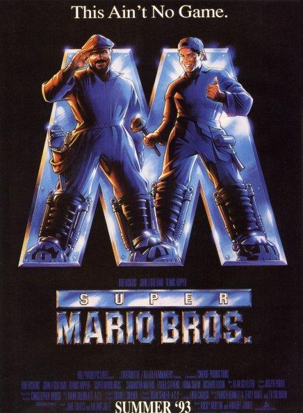 Super Mario Bros : Le reboot !