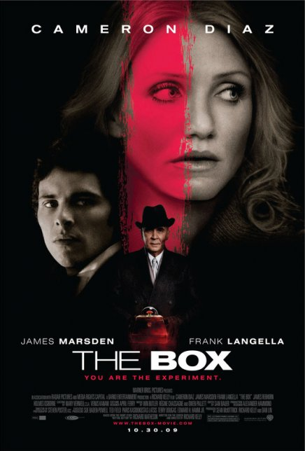 The Box de Richard Kelly : seconde affiche