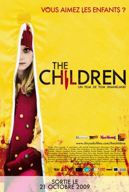 Critique cinéma de The Children de Tom Shankland