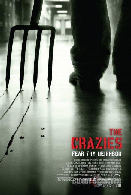 Une nouvelle affiche pour The Crazies