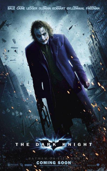 The Dark Knight : The IMAX Experience
