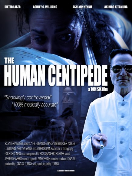 Preview de The Human Centipede (First Sequence) : le film trash qui buzz !