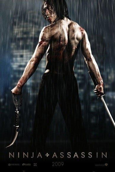 Ninja Assassin : dates de sortie définitives !