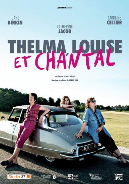Critique du film Thelma, Louise et Chantal