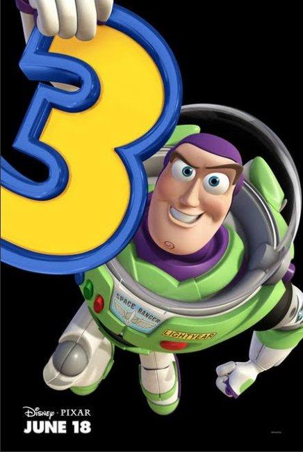 Tim Allen (Buzz l'Éclair) a signé pour Toy Story 4