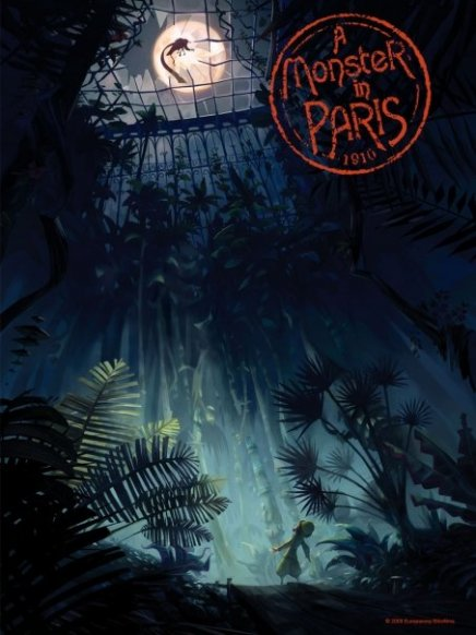 Le film Un Monstre à Paris