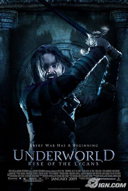 Underworld 4 sera en 3D