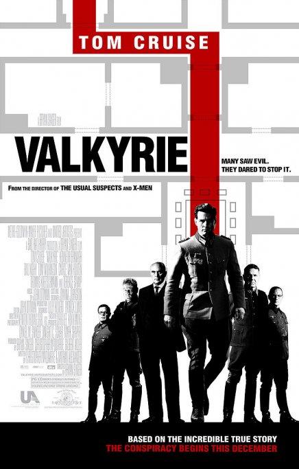 Valkyrie : les affiches de Corée et du Japon