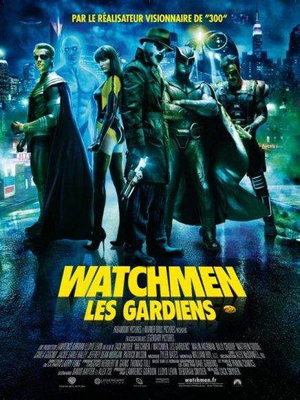 Watchmen VS Wall-E : la vidéo