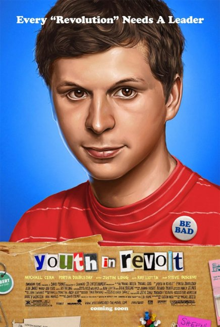 Critique Youth In Revolt de Michael Cera