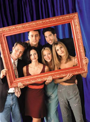 Un film pour Friends ?