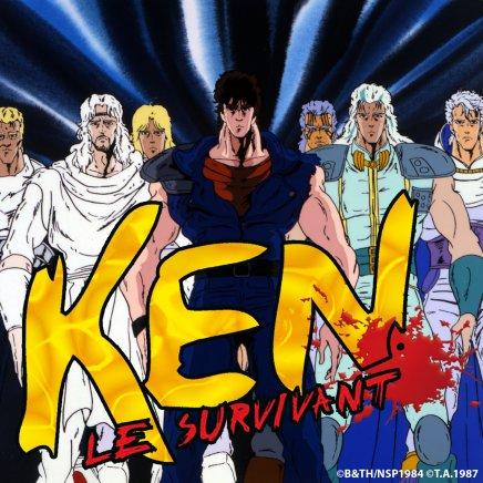 Ken le Survivant et Albator 78 VoD
