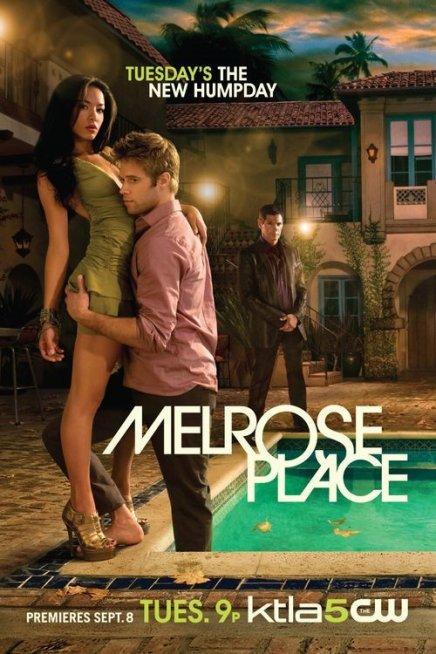Trois posters pour Melrose Place 2.0