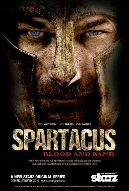 Préquelle Spartacus