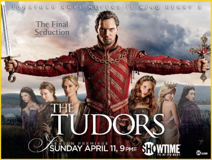 The Tudors saison 4